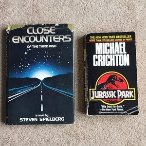 Columbia Other - Movie novels 👽🦖